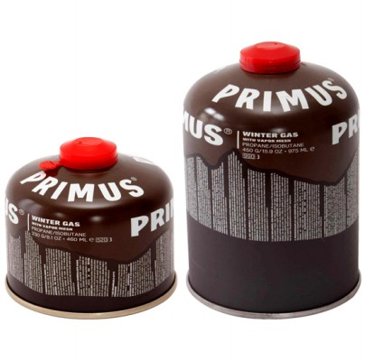 Баллон Winter Gas 230г/450г (PRIMUS), Свет и газ - ЭЦ Командор, Кривой Рог